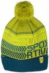 La Sportiva - Dust Beanie - Mütze Gr S gelb/blau