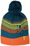 La Sportiva - Dust Beanie - Mütze Gr L;S rosa/gelb/lila;blau/orange;lila/blau/r