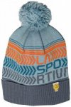 La Sportiva - Dust Beanie - Mütze Gr S grau/blau