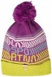 La Sportiva - Dust Beanie - Mütze Gr S rosa/gelb/lila