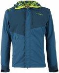 La Sportiva - Grade Jacket - Freizeitjacke Gr L blau
