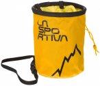 La Sportiva - LSP Chalk Bag - Chalkbag Gr One Size orange/schwarz
