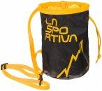 La Sportiva - LSP Chalk Bag - Chalkbag Gr One Size schwarz/orange