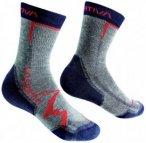 La Sportiva - Mountain Socks - Socken Gr S grau/schwarz