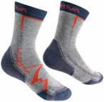 La Sportiva - Mountain Socks - Socken Gr L;M;S;XL grau/schwarz;grau
