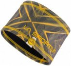 La Sportiva - Movement Headband - Stirnband Gr L;S orange/braun/grau/oliv;grau/r
