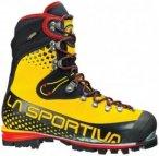 La Sportiva - Nepal Cube GTX - Bergschuhe Gr 41,5 schwarz/orange