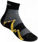 La Sportiva - Short Distance Socks - Socken Gr S schwarz