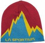 La Sportiva - Top Beanie - Mütze Gr S rot/blau