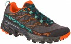 La Sportiva - Women's Akyra - Trailrunningschuhe Gr 41,5 schwarz/braun