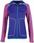 La Sportiva - Women's Gamma Hoody - Fleecejacke Gr S lila/rosa/blau