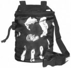 LACD - Chalk Bag Hand of Fate - Chalkbag schwarz