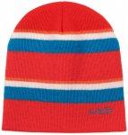 LACD - Stripes Beanie - Mütze Gr One Size rot/blau