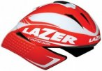 Lazer - Helm Tardiz - Radhelm Gr L grau/weiß