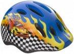 Lazer - Kid's Helm Max+ - Radhelm blau/schwarz/grau
