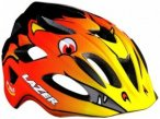 Lazer - Kid's Helm P'Nut MIPS - Radhelm Gr One Size rot/schwarz/orange/gelb