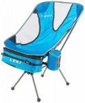 Leki - Sub 1 - Campingstuhl Gr One Size blau/schwarz