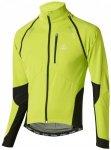 Löffler - Bike Zip-Off-Jacke ''San Remo'' WS Softshell Light Gr 48 grün
