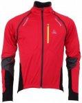 Löffler - Bike Zip-Off-Jacke ''San Remo'' WS Softshell Light Gr 48 rot