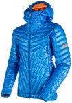 Mammut - Eigerjoch Advanced Insulated Hooded Jacket Gr M blau