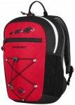 Mammut - First Zip 4 - Daypack Gr 4 l schwarz/rot/rosa