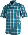 Mammut - Pacific Crest Shirt - Hemd Gr M türkis/blau/grau
