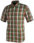 Mammut - Pacific Crest Shirt - Hemd Gr M;S oliv/grau/braun;grau/türkis;türkis/