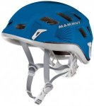 Mammut - Rock Rider - Kletterhelm Gr 52-57 cm blau/grau
