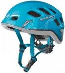 Mammut - Rock Rider - Kletterhelm Gr 52-57 cm;56-61 cm blau/grau;grau/schwarz/we