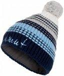 Mammut - Sally Beanie - Mütze Gr One Size schwarz/grau/blau