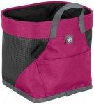 Mammut - Stitch Boulder Chalk Bag - Chalkbag Gr One Size rosa/schwarz