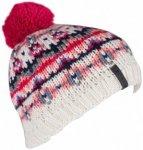Marmot - Kid's Emil Hat - Mütze Gr One Size grau/weiß/rosa