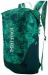 Marmot - Kompressor Comet 16 - Daypack Gr 16 l oliv/schwarz