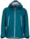 Marmot - Red Star Jacket - Hardshelljacke Gr L;S;XL;XXL blau;schwarz;türkis/oli