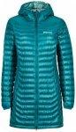Marmot - Women's Sonya Jacket - Mantel Gr XS türkis