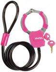 Master Lock - Handschellenschloss Street Cuff 8275 Gr 8 x 1000 mm rosa