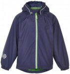 Minymo - Kid's Basic 22 -Rain jacket -solid - Hardshelljacke Gr 110 lila/blau/sc