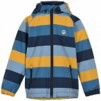 Minymo - Kid's Softshell Jacket II - Boy - Softshelljacke Gr 146 blau/orange