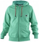Monkee - Kamikaze Sweater Zip - Hoodie Gr L;M;S blau/grau;türkis/grün