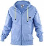 Monkee - Kamikaze Sweater Zip - Hoodie Gr M blau/grau