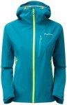 Montane - Women's Minimus Stretch Jacket - Regenjacke Gr 36 türkis/blau