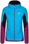 Montura - Women's Formula Jacket - Kunstfaserjacke Gr L;M;S;XS türkis/schwarz;r