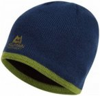 Mountain Equipment - Plain Knitted Beanie - Mütze Gr One Size blau;grau/schwarz