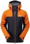 Mountain Equipment - Quarrel Jacket - Hardshelljacke Gr L;M;S;XL rot;türkis/bla