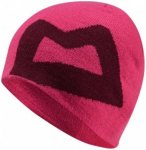 Mountain Equipment - Women's Branded Knitted Beanie - Mütze Gr One Size rosa/li