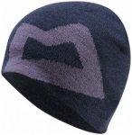 Mountain Equipment - Women's Branded Knitted Beanie - Mütze Gr One Size schwarz