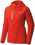 Mountain Hardwear - Women's Super Chockstone Hooded Jacket Gr L;M;S;XL;XS rot/ro