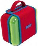 Nalgene - Lunchbox Buddy - Essensaufbewahrung rot/grün