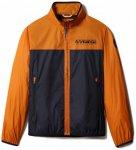 Napapijri - Arino - Freizeitjacke Gr L;M;XXL oliv/grau/beige;schwarz/orange/brau