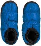 Nordisk - Mos Down Shoes - Hüttenschuhe Gr S blau/schwarz